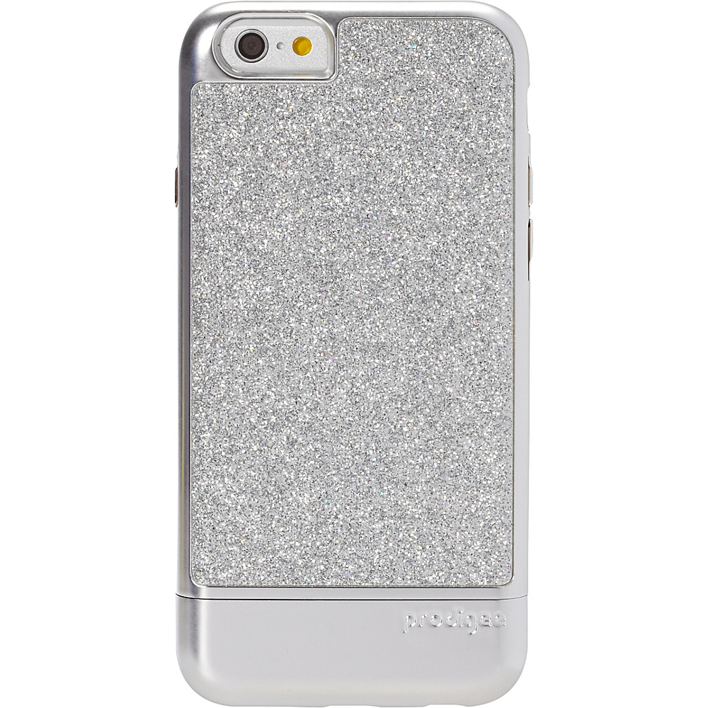 Prodigee Sparkle Case for iPhone 6 6s Silver Prodigee Electronic Cases