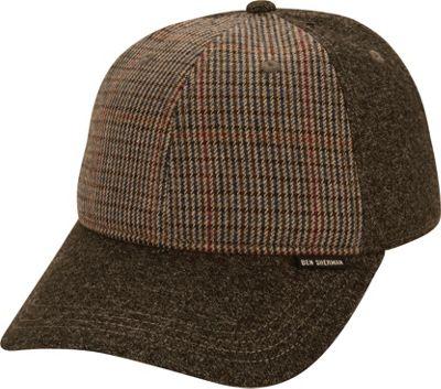 Ben Sherman Wool Baseball Cap Black - S/M - Ben Sherman Hats/Gloves/Scarves 10471943