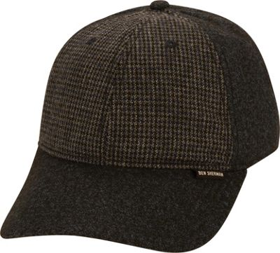 Ben Sherman Wool Baseball Cap S/M - Staples Navy - Ben Sherman Hats/Gloves/Scarves 10471947
