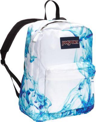 Blue Dye Jansport Backpack Usa