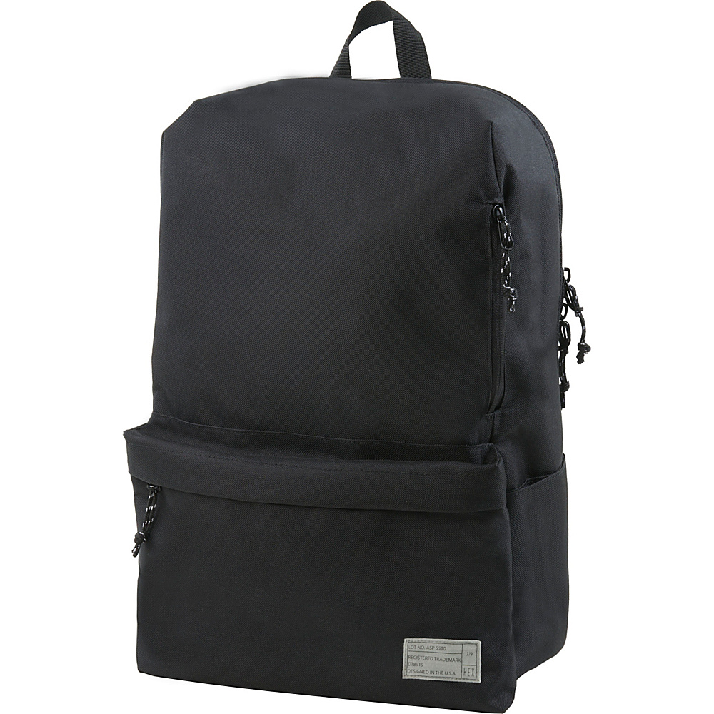 HEX Exile Backpack Aspect Black HEX Business Laptop Backpacks