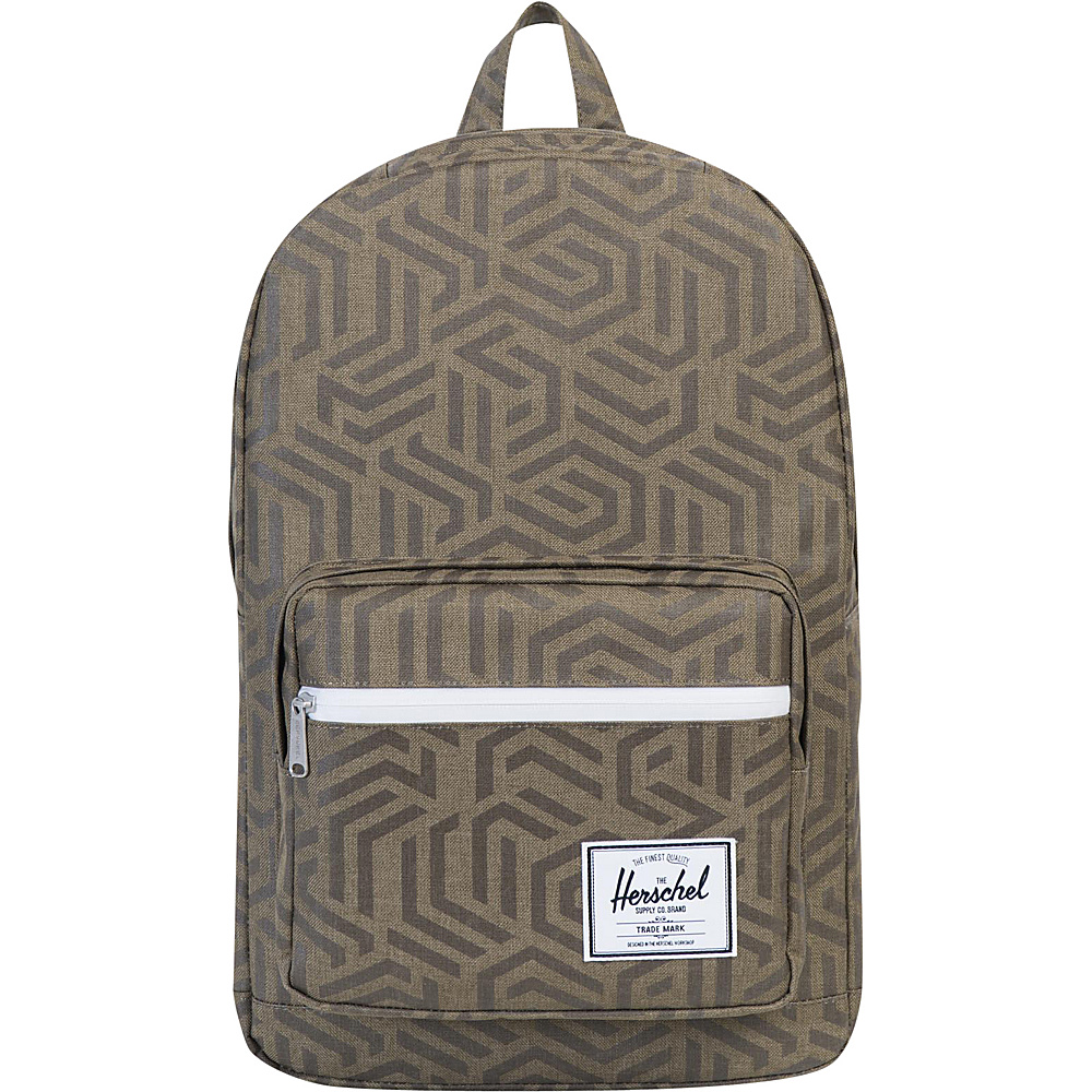 Herschel Supply Co. Pop Quiz Laptop Backpack Discontinued Colors Metric Herschel Supply Co. Business Laptop Backpacks