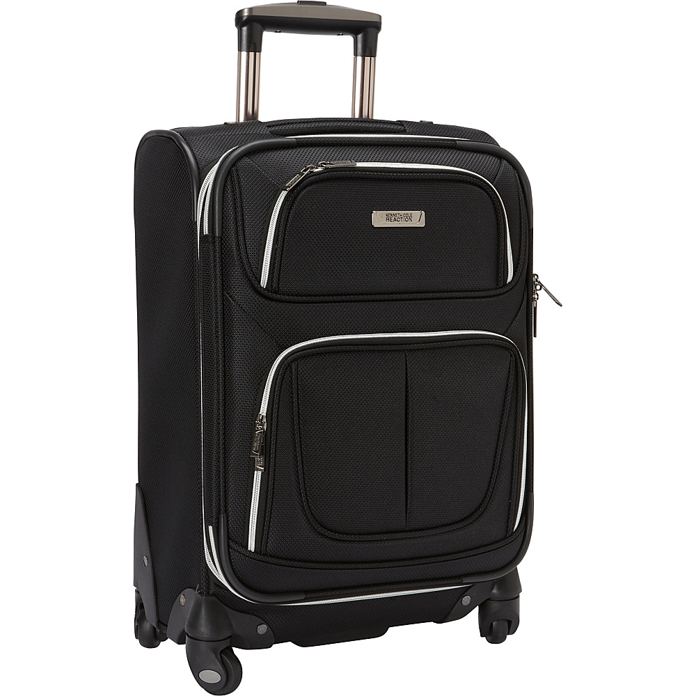 Kenneth Cole Reaction Modern Improved 2.0 Carry-On Luggage Black - Kenneth Cole Reaction Small Rolling Luggage