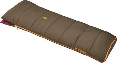 Slumberjack Big Timber Pro 20 Degree Long Rh Dark Green - Slumberjack Outdoor Accessories