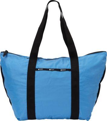LeSportsac Travel Large On-the-Go Tote Dive T - LeSportsac Fabric Handbags