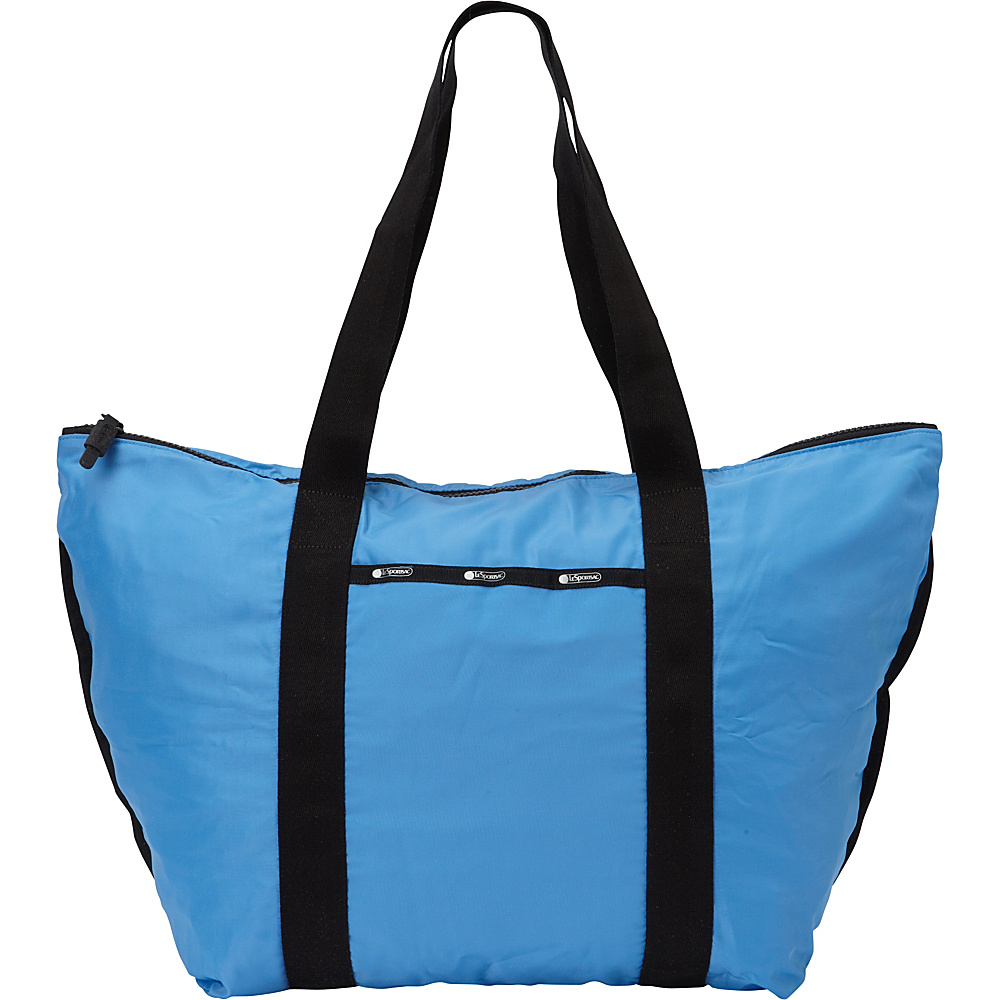 LeSportsac Travel Large On the Go Tote Dive T LeSportsac Fabric Handbags