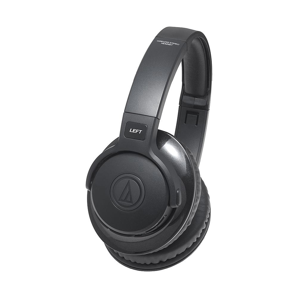 Audio Technica ATH S700BT SonicFuel Wireless Over Ear Headphones Black Audio Technica Headphones Speakers