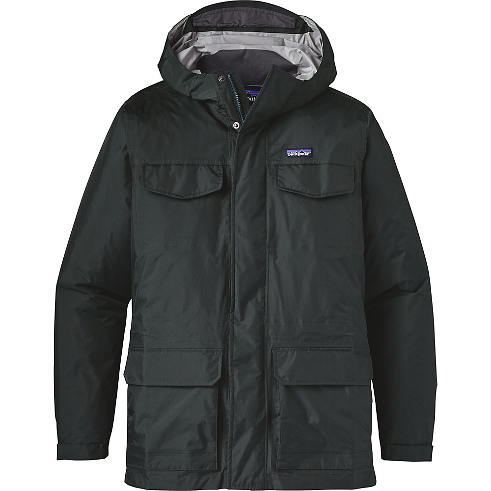 Patagonia Mens Torrentshell Parka XS - Carbon - Patagonia Mens Apparel - Apparel & Footwear, Men's Apparel