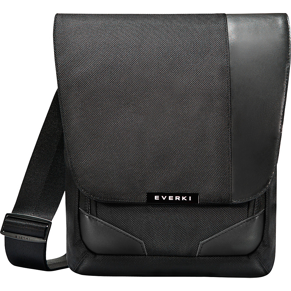 Everki Venue Premium RFID Mini Messenger Black Everki Non Wheeled Business Cases