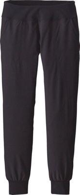 Patagonia Womens Happy Hike Studio Pants XL - Black - Patagonia Women's Apparel