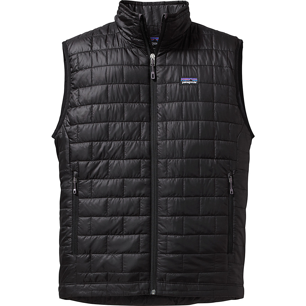 Patagonia Mens Nano Puff Vest XS - Black - Patagonia Mens Apparel - Apparel & Footwear, Men's Apparel