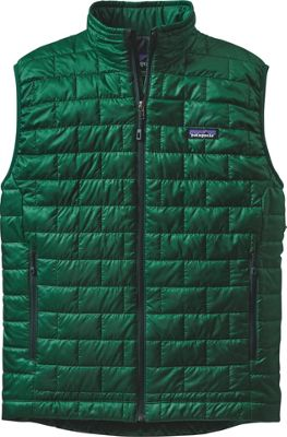 Patagonia Mens Nano Puff Vest XS - Legend Green - Patagonia Men's Apparel