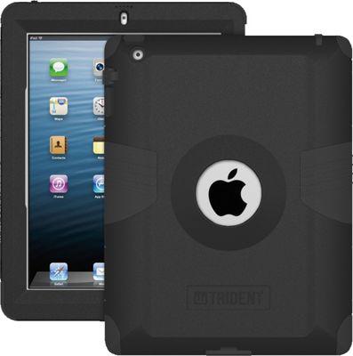 Trident Case - Ingram Kraken A.M.S Case for Apple iPad 2/3/4 Black - Trident Case - Ingram Electronic Cases