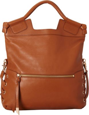 Foley + Corinna La Trenza City Tote Honey Brown - Foley + Corinna Designer Handbags