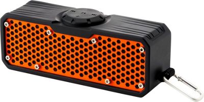 BEM Wireless EXO400 Bluetooth Speaker Stereo - IP7 Orange - BEM Wireless Headphones & Speakers