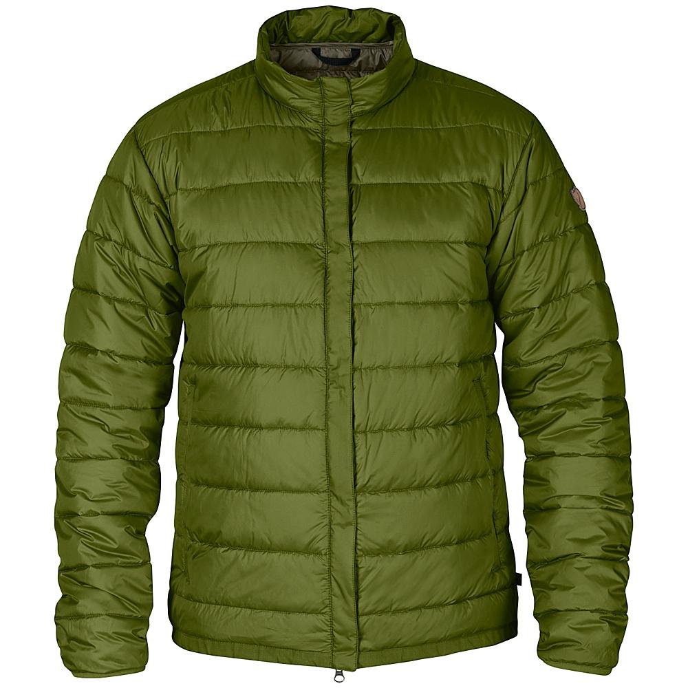 Fjallraven Keb Padded Jacket S - Avocado - Fjallraven Mens Apparel - Apparel & Footwear, Men's Apparel