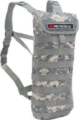 Fox Outdoor Modular Hydration Carrier with Straps Terrain Digital - Fox Outdoor Hydration Packs and Bottles