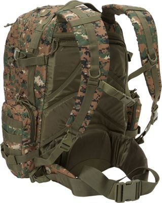 Fox Outdoor Advanced 3-Day Combat Pack 8 Colors Day Hiking ...