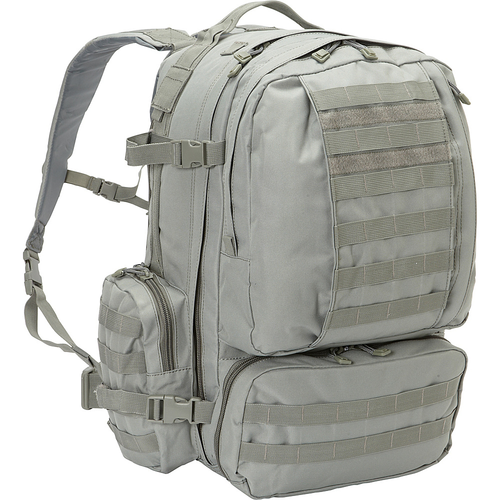 Fox Outdoor Advanced 3 Day Combat Pack Foliage Fox Outdoor Day Hiking Backpacks