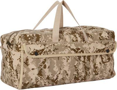Fox Outdoor Jumbo Mechanic's Tool Bag Digital Desert - Fox Outdoor Outdoor Duffels