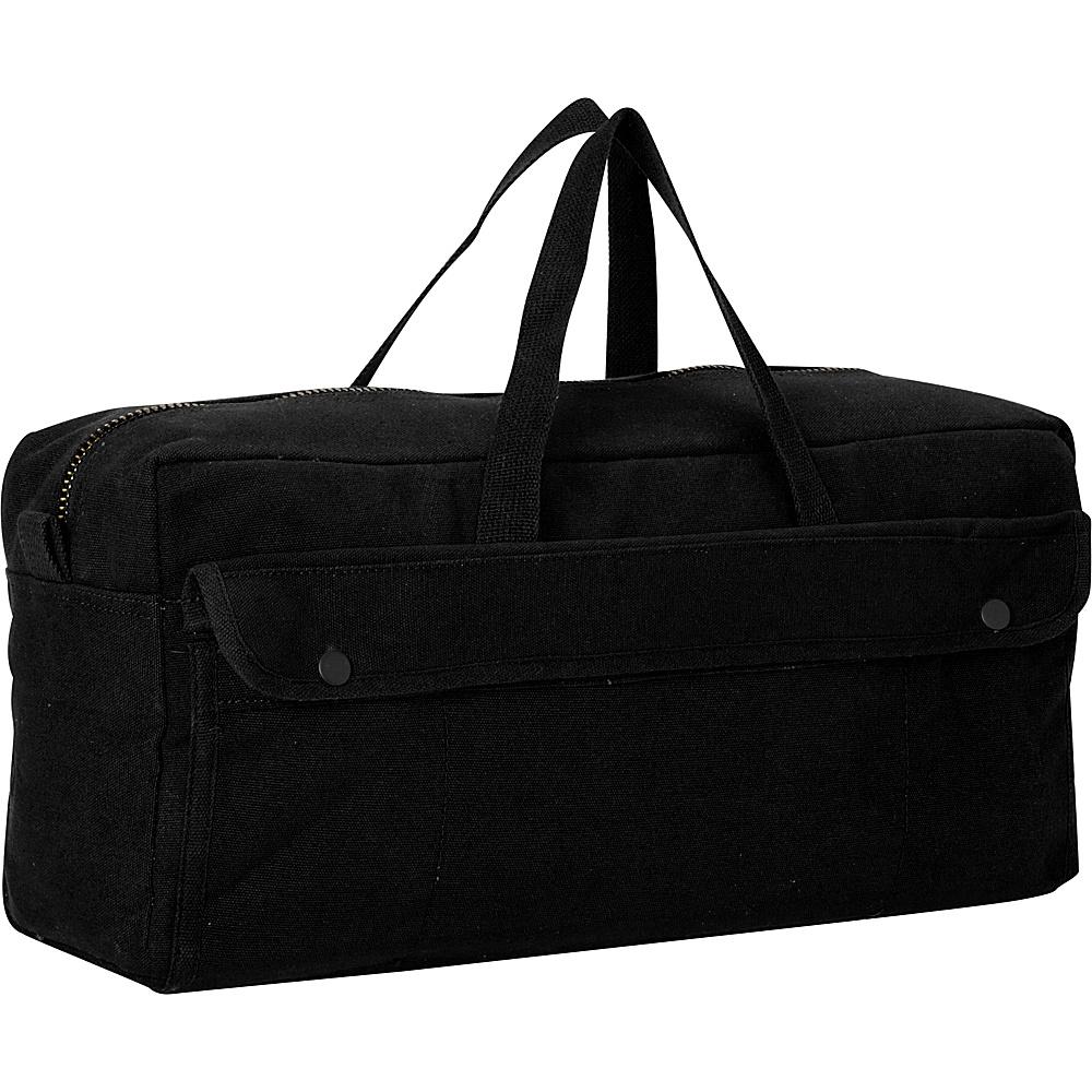 Fox Outdoor Jumbo Mechanic's Tool Bag Black - Fox Outdoor Outdoor Duffels