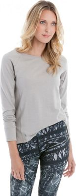 Lole Saya Top XS - Warm Grey Heather - Lole Women's Apparel