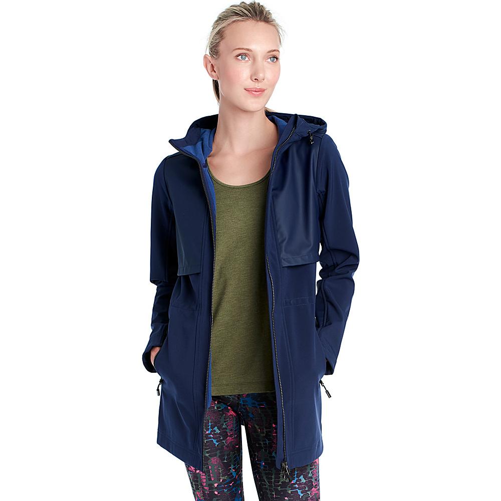 Lole Story Jacket M - Amalfi Blue - Lole Womens Apparel - Apparel & Footwear, Women's Apparel