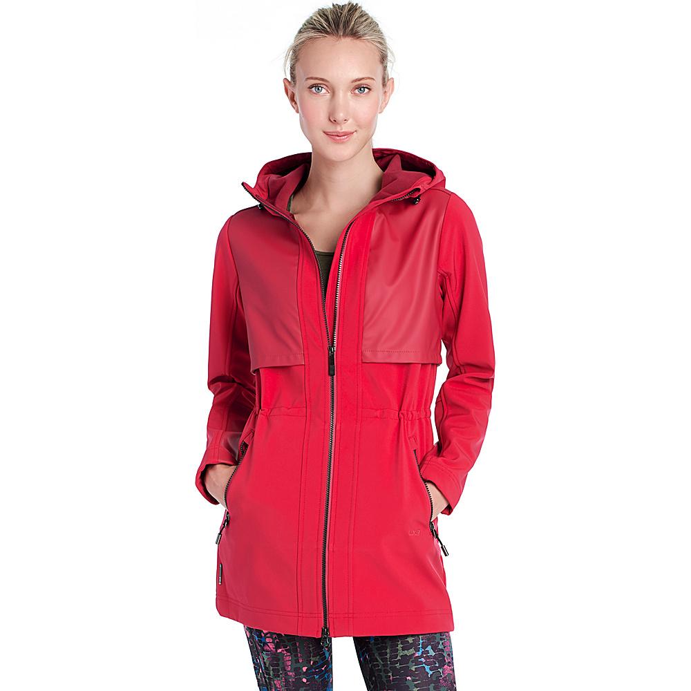 Lole Story Jacket XS - Red Sea - Lole Womens Apparel - Apparel & Footwear, Women's Apparel