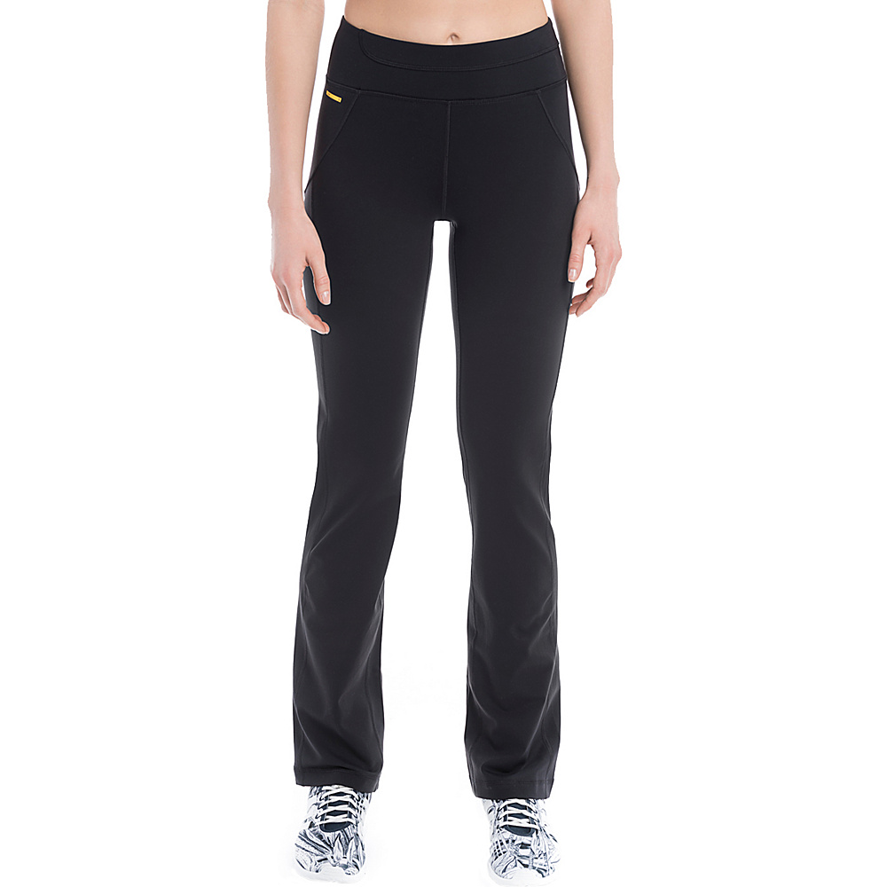 Lole Livy Straight Pants XXS - Black - Lole Womens Apparel - Apparel & Footwear, Women's Apparel