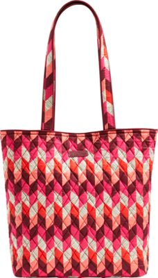 Vera Bradley Tote 2.0 - Retired Prints Bohemian Chevron - Vera Bradley Fabric Handbags