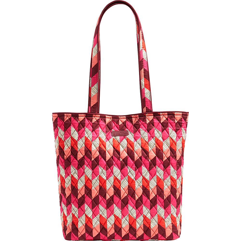 Vera Bradley Tote 2.0 - Retired Prints Bohemian Chevron - Vera Bradley Fabric Handbags - Handbags, Fabric Handbags