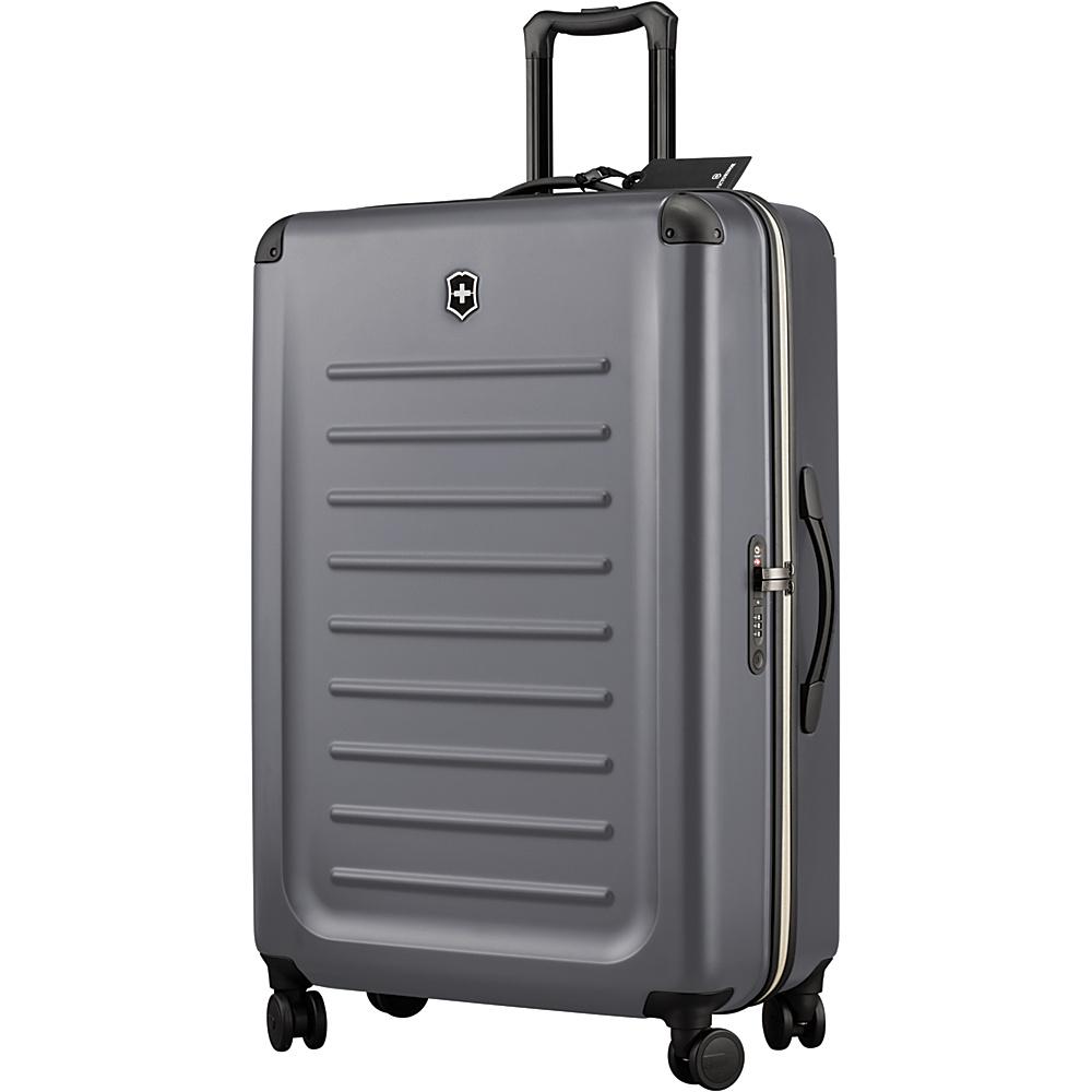 Victorinox Spectra 2.0 32 Luggage - Discontinued Colors Alloy Grey - Victorinox Hardside Luggage