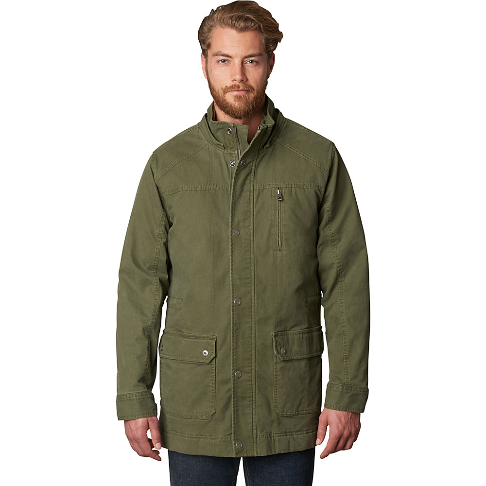 PrAna Parka L - Cargo Green - PrAna Mens Apparel - Apparel & Footwear, Men's Apparel