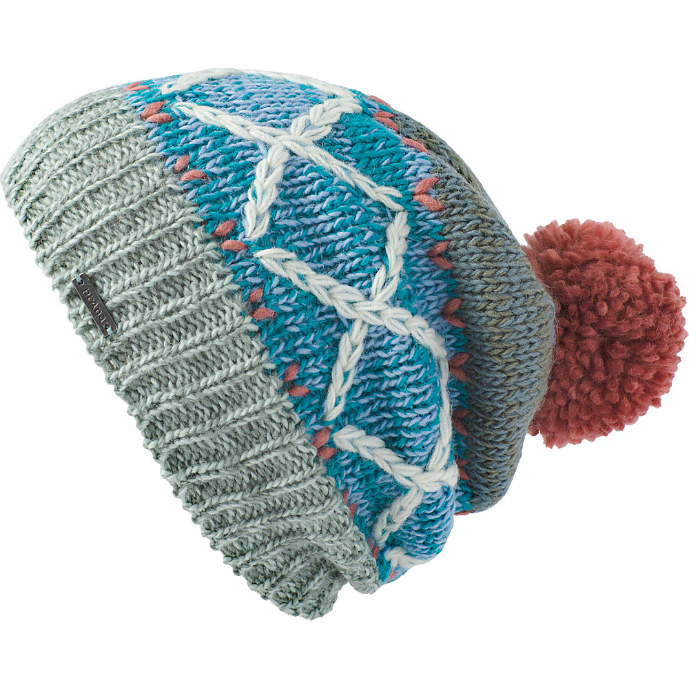 PrAna Tamyra Beanie One Size - Lacquered Rose - PrAna Hats/Gloves/Scarves - Fashion Accessories, Hats/Gloves/Scarves