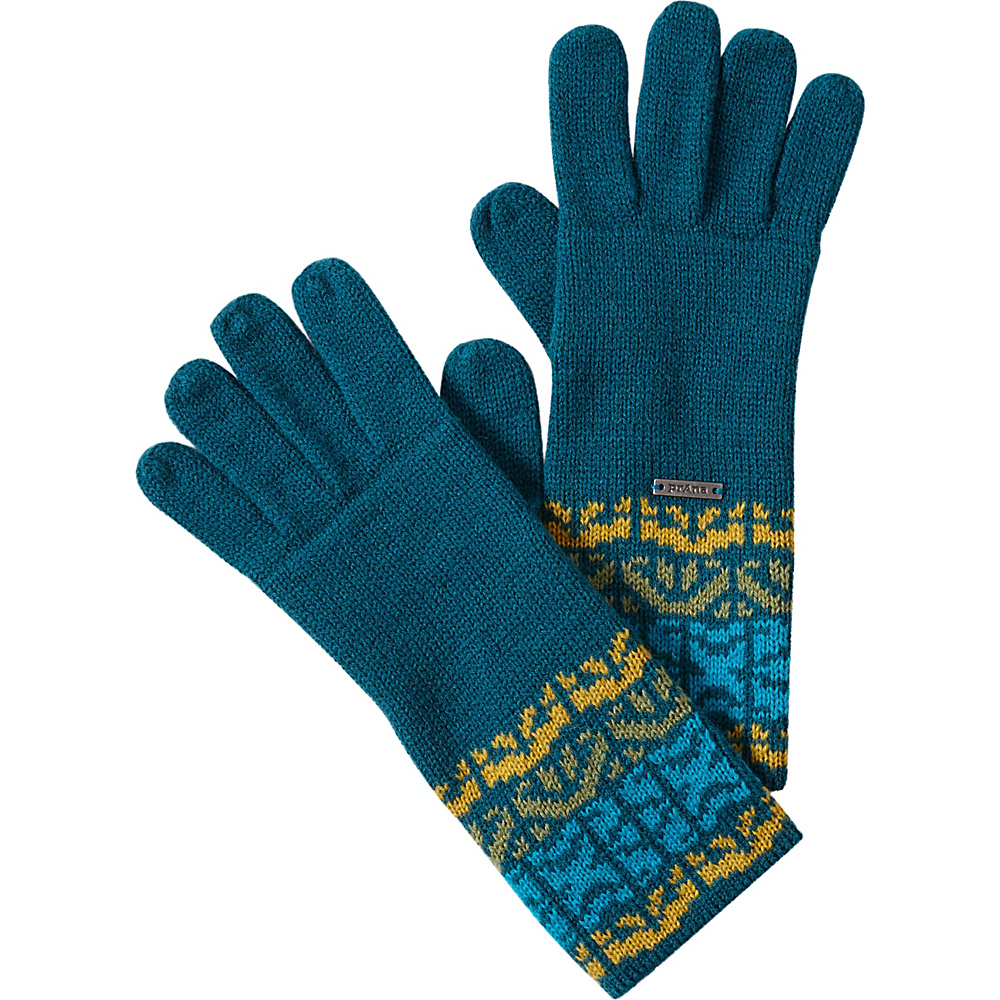 PrAna Kaela Glove One Size - Baltic - PrAna Hats/Gloves/Scarves - Fashion Accessories, Hats/Gloves/Scarves