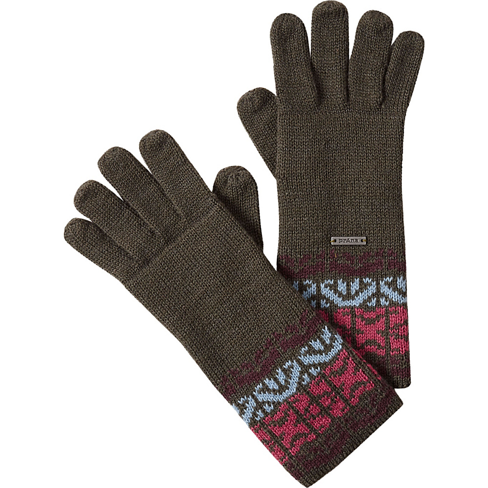 PrAna Kaela Glove One Size - Festival Pink - PrAna Hats/Gloves/Scarves - Fashion Accessories, Hats/Gloves/Scarves