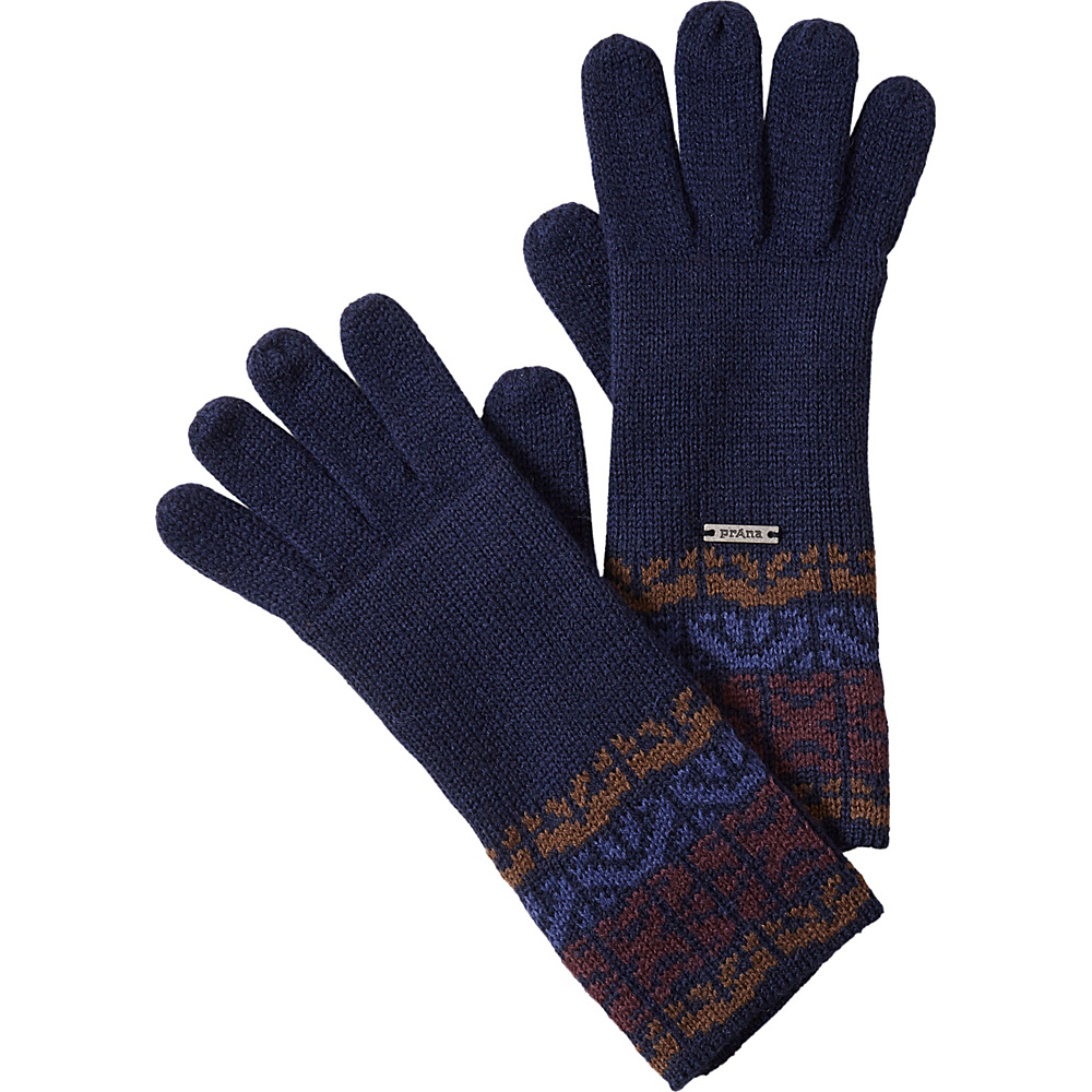 PrAna Kaela Glove One Size - Grapevine - PrAna Hats/Gloves/Scarves - Fashion Accessories, Hats/Gloves/Scarves