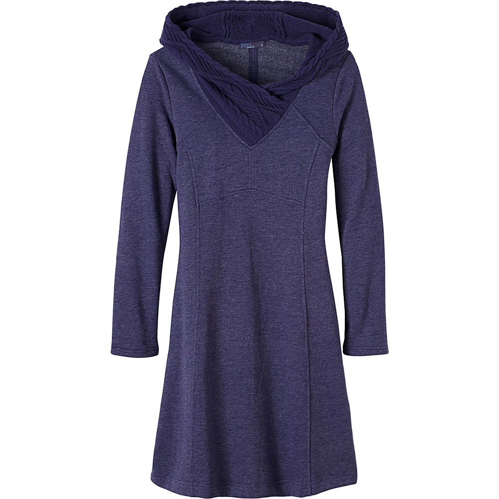 PrAna Maud Dress XS - Indigo - PrAna Womens Apparel - Apparel & Footwear, Women's Apparel