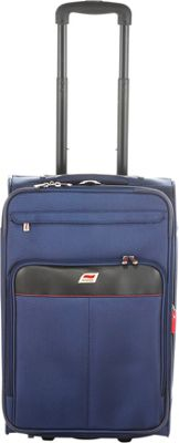 Andare Monterrey 22 inch 2 Wheel Upright Navy - Andare Softside Carry-On