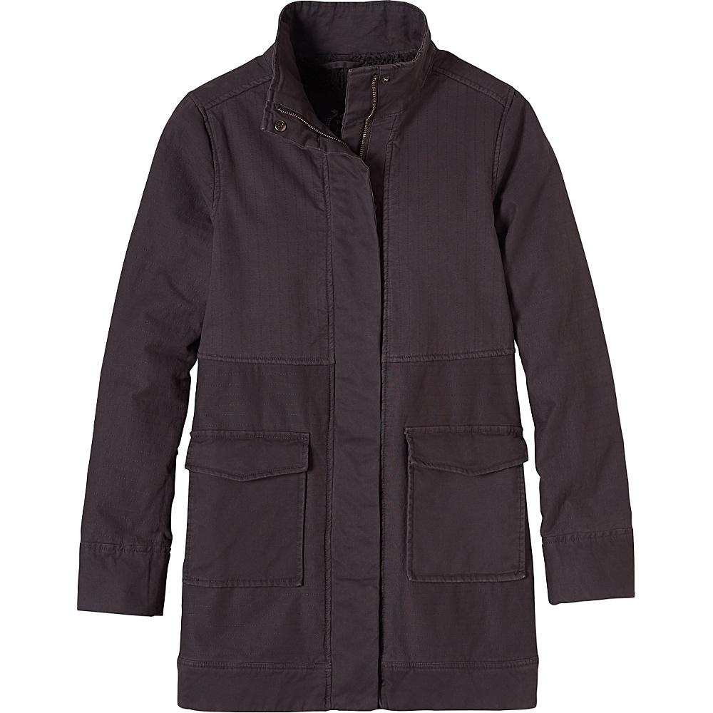 PrAna Trip Jacket L - Charcoal - PrAna Womens Apparel - Apparel & Footwear, Women's Apparel