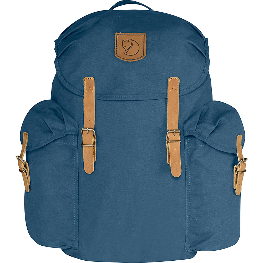Fjallraven Ovik Backpack 20 Uncle Blue - Fjallraven Business & Laptop Backpacks - Backpacks, Business & Laptop Backpacks