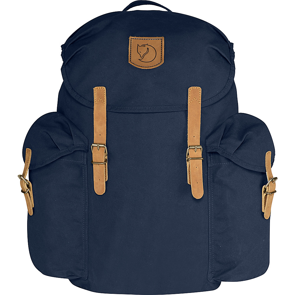 Fjallraven Ovik Backpack 20 Dark Navy - Fjallraven Business & Laptop Backpacks - Backpacks, Business & Laptop Backpacks