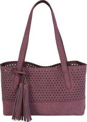 BUCO Small Metro Tote Bordeaux - BUCO Manmade Handbags