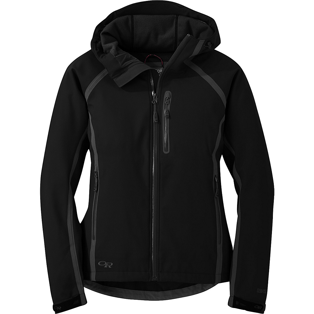 Outdoor Research Womens Mithril Jacket M - Black - Outdoor Research Womens Apparel - Apparel & Footwear, Women's Apparel