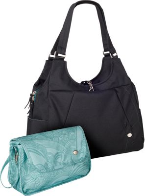 Haiku Renaissance Mama Diaper Bag Black Juniper - Haiku Diaper Bags & Accessories