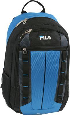 Fila Supreme Tablet and Laptop Backpack Blue - Fila Business & Laptop Backpacks