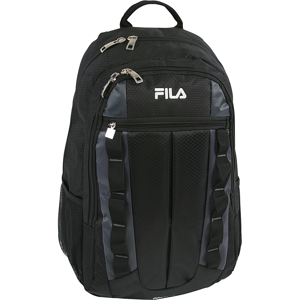 Fila Supreme Tablet and Laptop Backpack Black Fila Business Laptop Backpacks