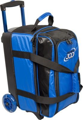 Columbia 300 Bags Icon Double Roller Royal - Columbia 300 Bags Bowling Bags
