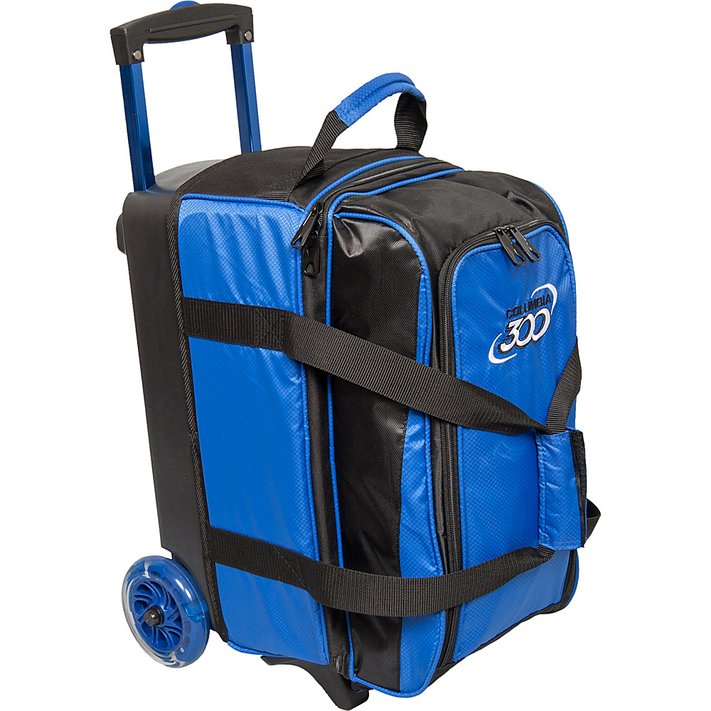 Columbia 300 Bags Icon Double Roller Royal Columbia 300 Bags Bowling Bags