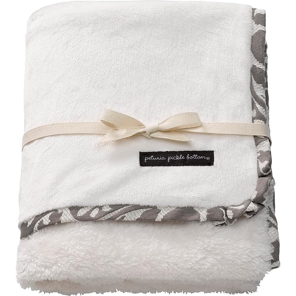 Petunia Pickle Bottom Receiving Blanket Earl Grey Petunia Pickle Bottom Diaper Bags Accessories